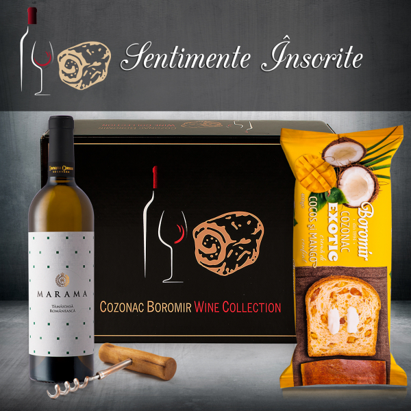 Colectia Boromir Wine Collection - Sentimente Insorite 0