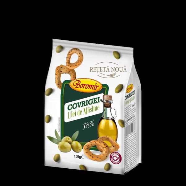 Covrigei cu ulei de măsline 100g 0