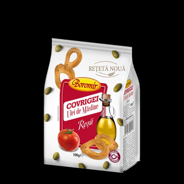 Covrigei cu ulei de măsline și rosii 100g [0]