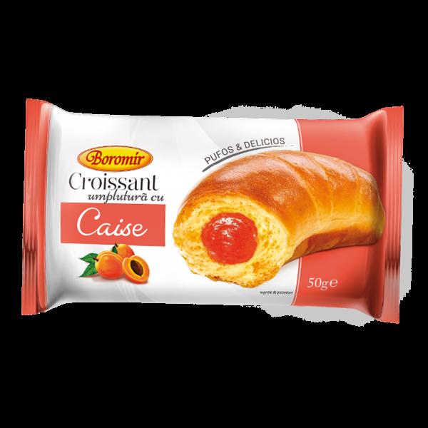 Croissant cu umplutură de caise 50g 0