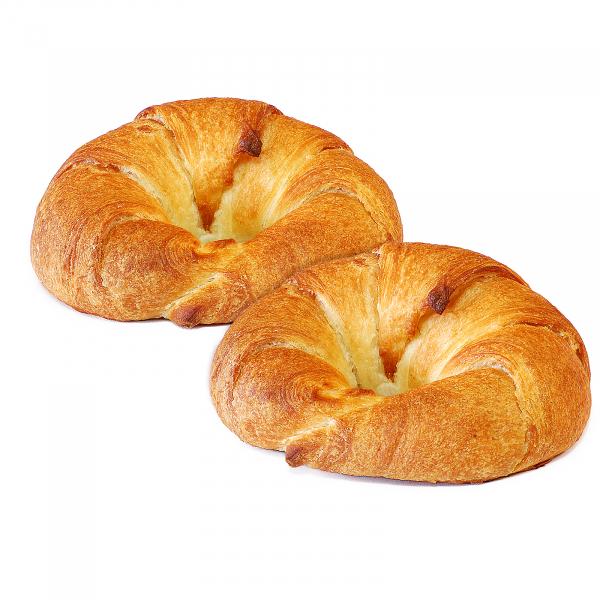 Croissant cu unt 4*50g - congelat 0