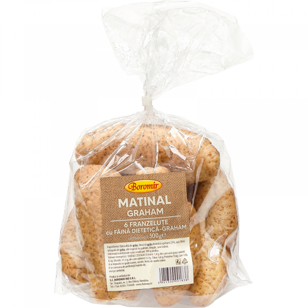 Matinal graham (6*50g) 0