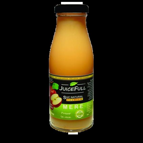 Suc natural de mere Juicefull 250ml 0