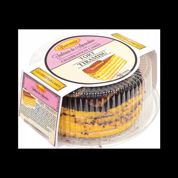 Tort Tiramisu 500g 0