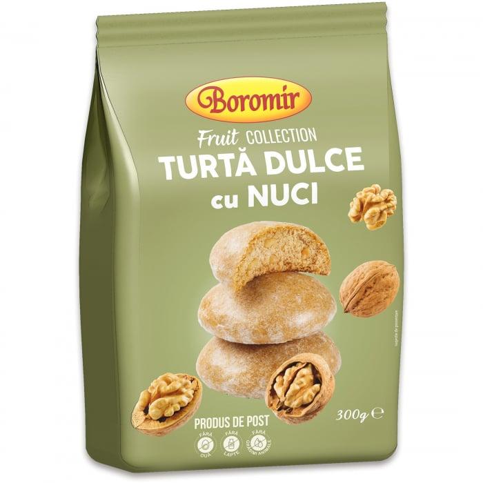 Turta dulce cu nuci 300g 0