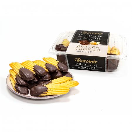 Biscuiti cu unt si ciocolata 200g [0]