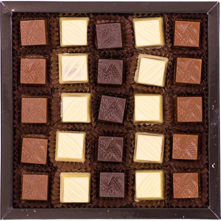 Praline de Ciocolată cu Zmeură, Afine si cirese amare 240g [1]