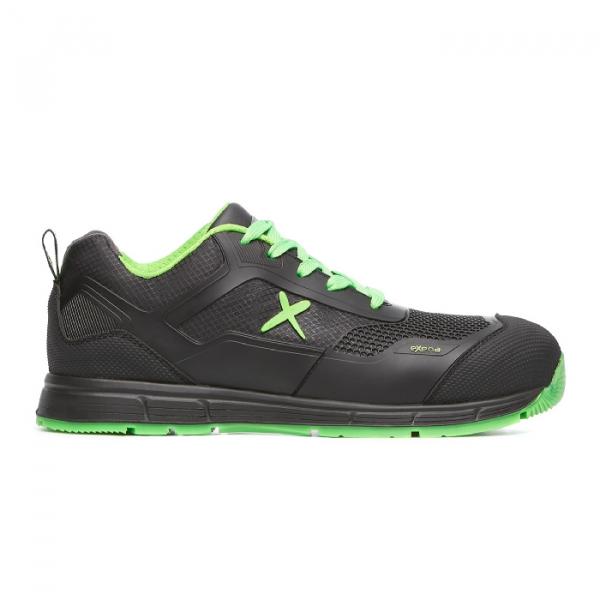 Pantofi ANDRE BLACK S3 SRC 0