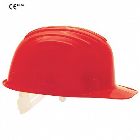 Casca protectie PE HD, armat. plastic 6p, S3300 0