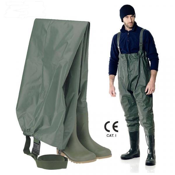 Cizme pantalon S3 SRC  WADERS 0