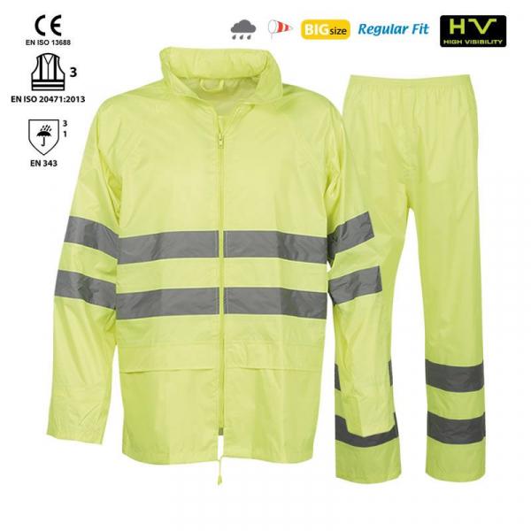 Costum Hi-viz RAINSET 0
