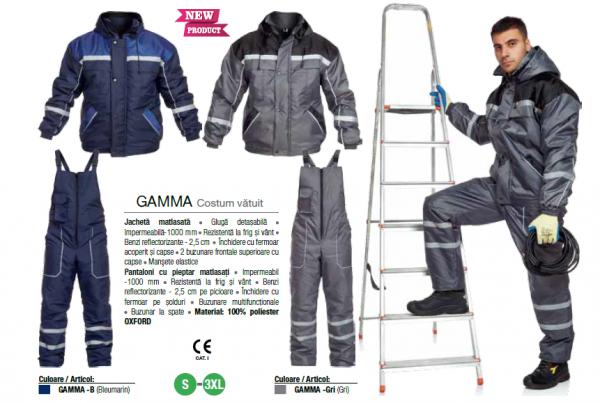 Costum vatuit Gamma 0