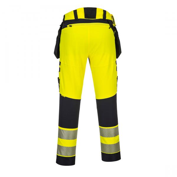 DX4 Hi -Vis Pantaloni cu buzunare detasabile DX442 1