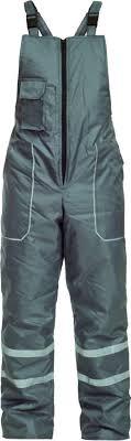 Pantaloni cu pieptar vatuiti Gamma [0]