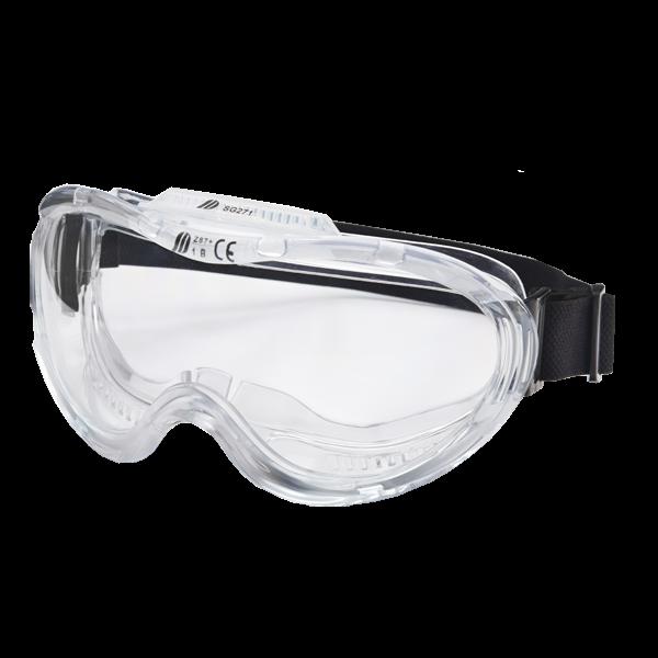 Ochelari de protectie lacatus SKI , aerisire indirecta 0