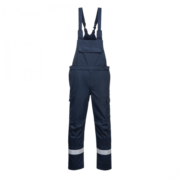 Pantaloni Bizflame Ultra cu pieptar FR67 0
