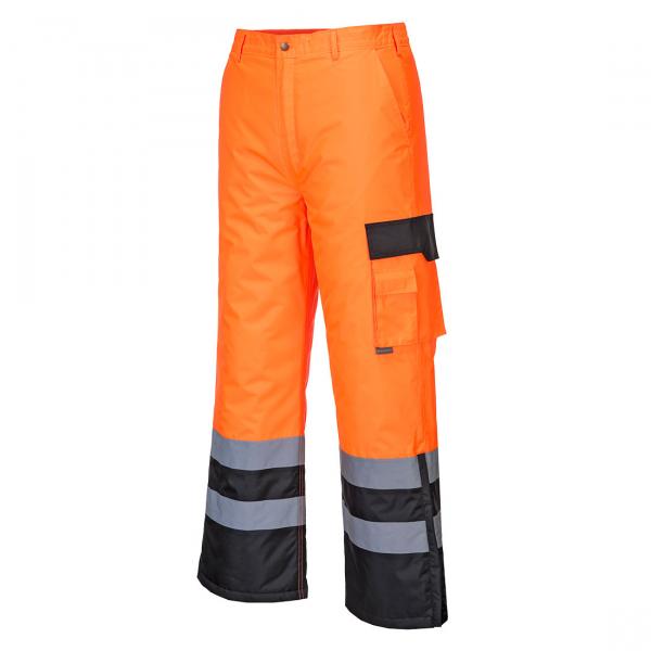 Pantaloni HiVis Contrast Captusiti S686 0