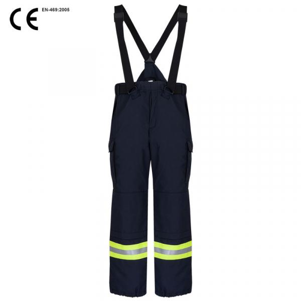 Pantaloni pompieri FIRESTOPPER [0]