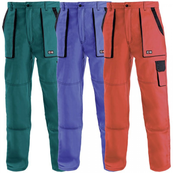 Pantaloni salopeta talie LUX JOSEF 1