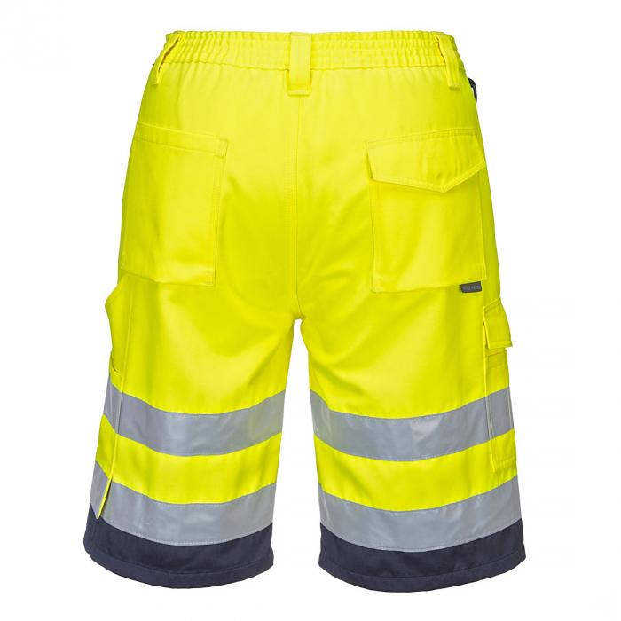 Pantaloni Scurti polibumbac Hi-Vis E043 1