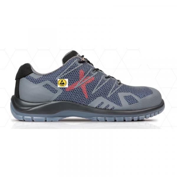 Pantofi EROS GREY S1P SRC 0