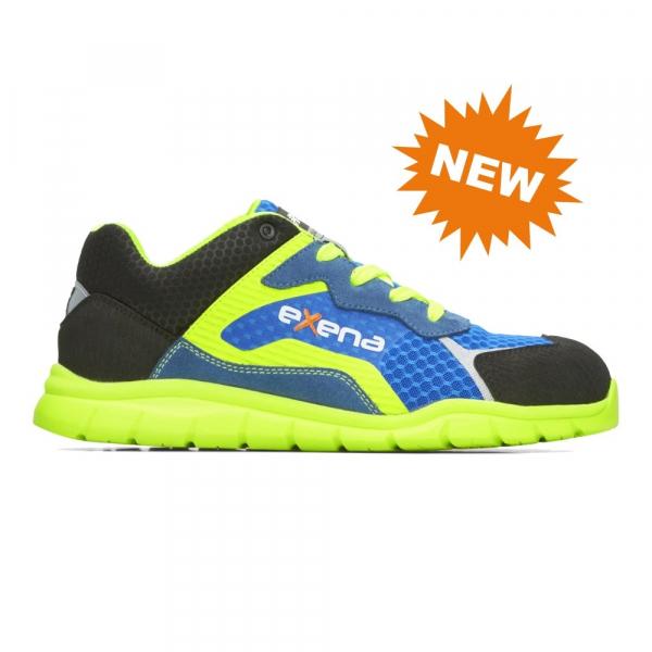 Pantofi XR76 RAMBLA S1P SRC 0
