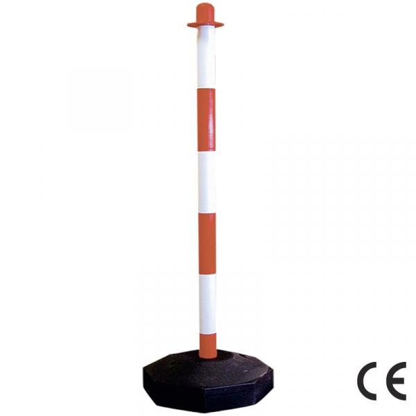 Stâlp ancorare lanț  216/21 h 90 cm 0