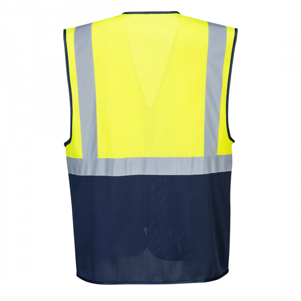 Vesta Executive HI VIS in 2 tonuri gama MeshAir C377 1