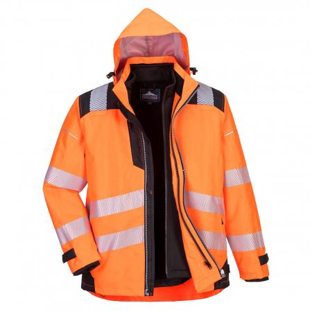Jachetă 3-în-1 HiVis PW3 PW365 [0]