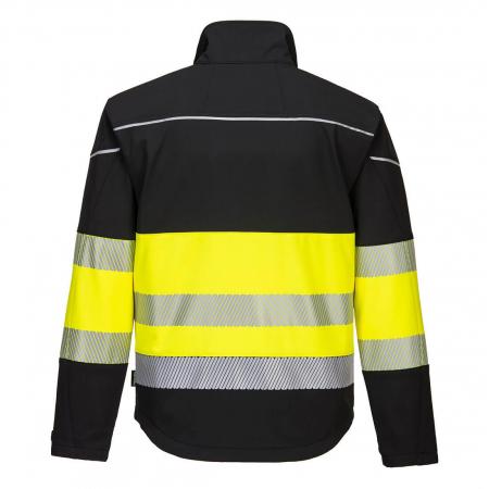 Jachetă Softshell Hi-Vis Clasa 1 PW3  PW375 [1]
