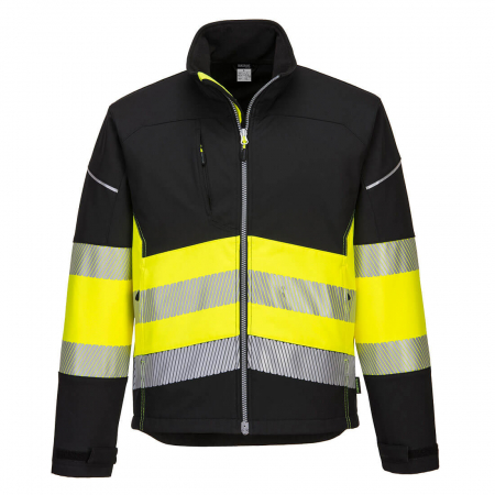 Jachetă Softshell Hi-Vis Clasa 1 PW3  PW375 [0]