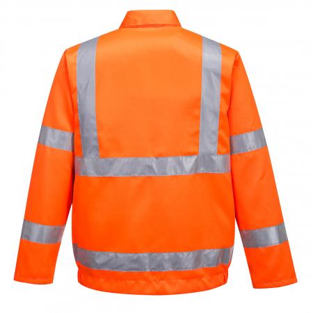 Jacheta din Poli-bumbac Hi-Vis RIS RT40 [1]