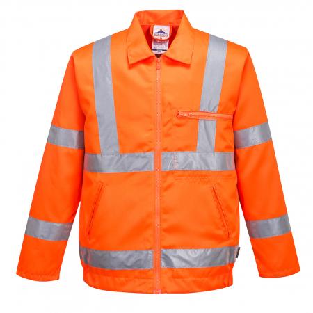 Jacheta din Poli-bumbac Hi-Vis RIS RT40 [0]