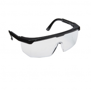 Ochelari de protectie rama neagra [0]