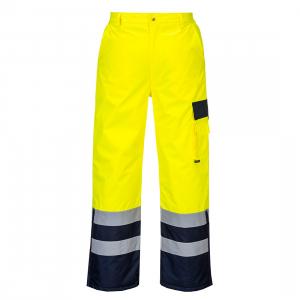Pantaloni HiVis Contrast Captusiti S6860