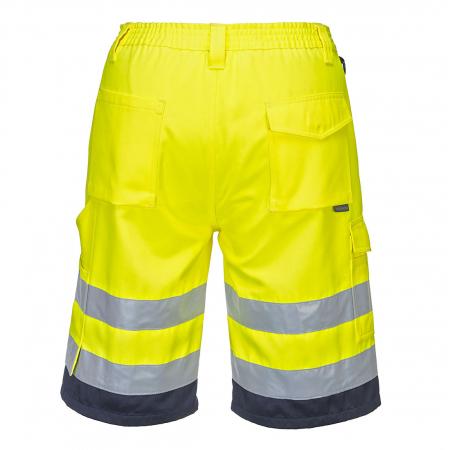 Pantaloni Scurti polibumbac Hi-Vis E0431