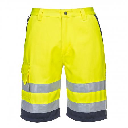 Pantaloni Scurti polibumbac Hi-Vis E0430