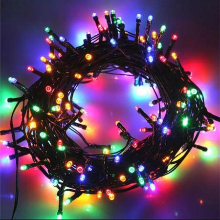 Instalatie luminoasa Craciun - 360 LED, 25M, multicolore [0]