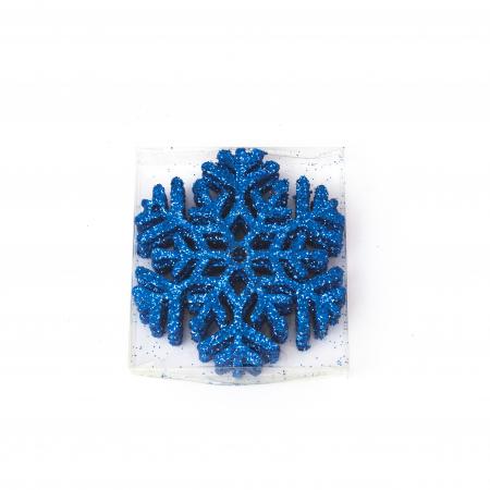 Set 33 de Globuri si Figurine Brad, Albastre,decoratiuni de Craciun [5]
