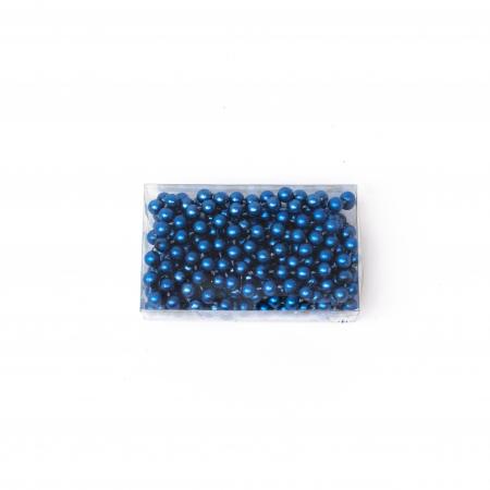 Set 33 de Globuri si Figurine Brad, Albastre,decoratiuni de Craciun [4]