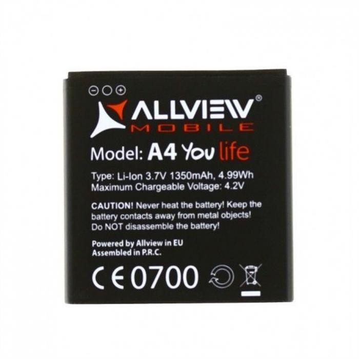 Acumulator Allview A4 You folosit [0]