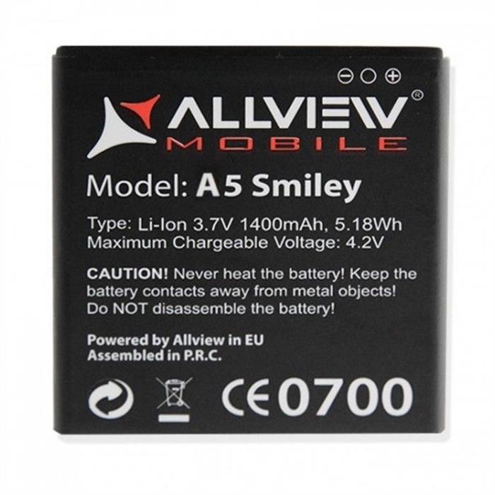 Acumulator Allview A5 Smiley [0]