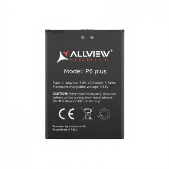 Acumulator Allview P6 Plus [0]