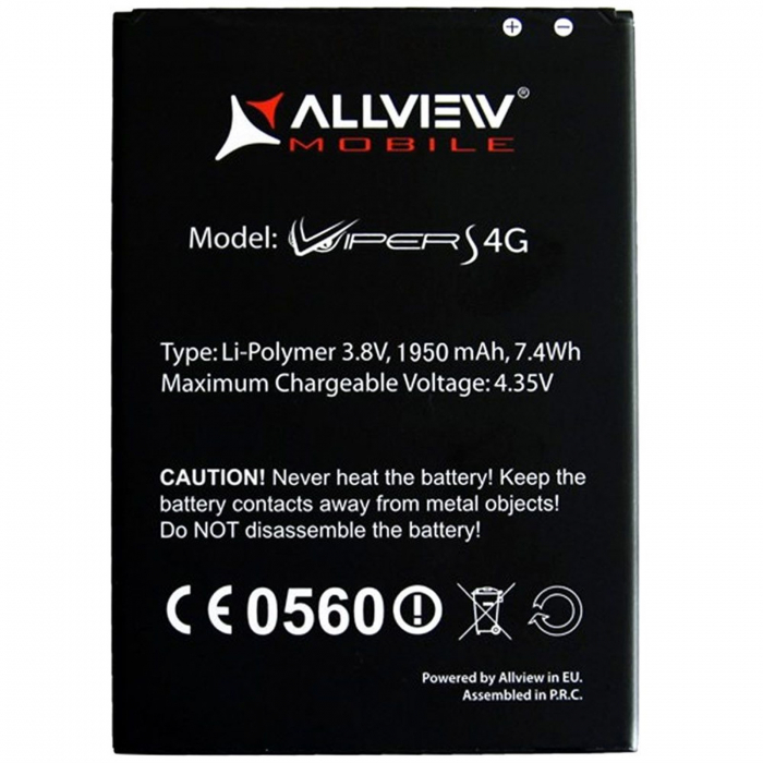 Acumulator Allview V1 Viper S 4G [0]