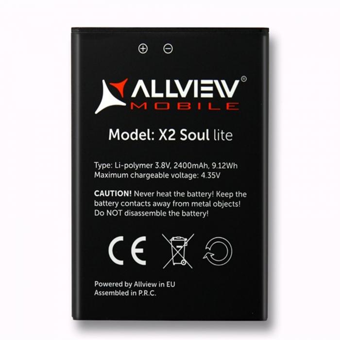 Acumulator Allview X2 Soul Lite [0]