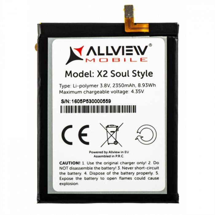 Acumulator Allview X2 Soul Style [0]