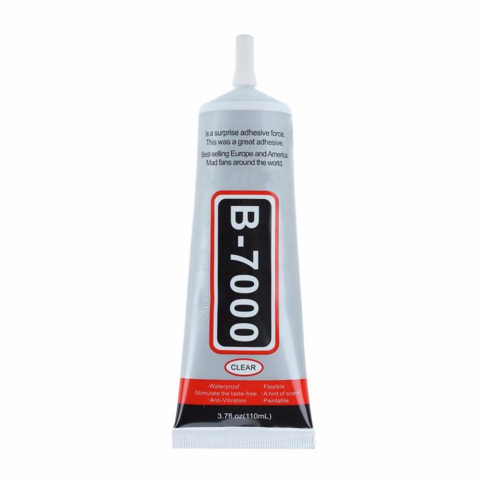 Adeziv Zhanlida B-7000 transparent si rezistent la apa si vibratii 110ml [0]