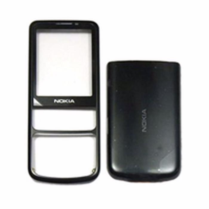 Capac baterie Nokia 6700 classic negru [0]