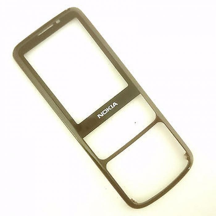 Carcasa fata Nokia 6700 classic auriu [0]