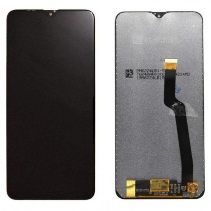 Display Samsung Galaxy A10 A105 compatibil negru [0]